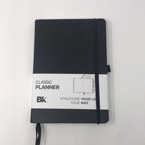 Brand New Undated Planner